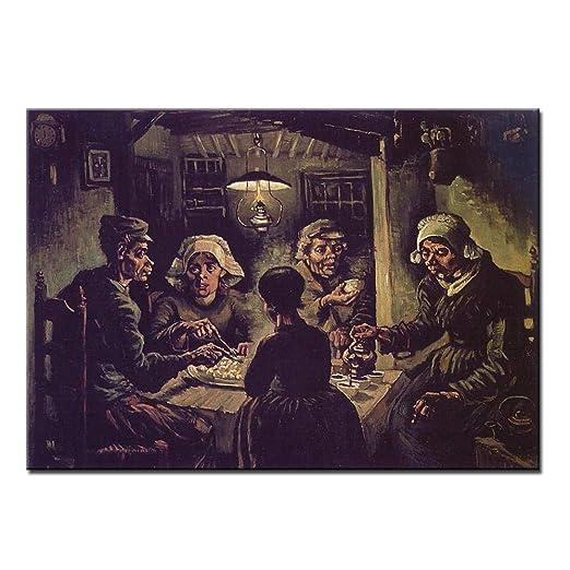 CYACC Los comedores de Patatas de Vincent Van Gogh ...