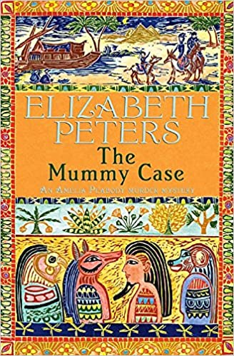 The Mummy Case [EN] - Elizabeth Peters