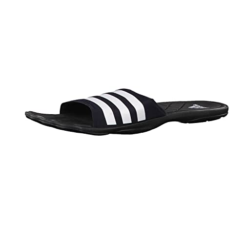 a0e9526d9 adidas Men s AQ3936 Bathing Shoes Black Size  11 UK  Amazon.co.uk ...