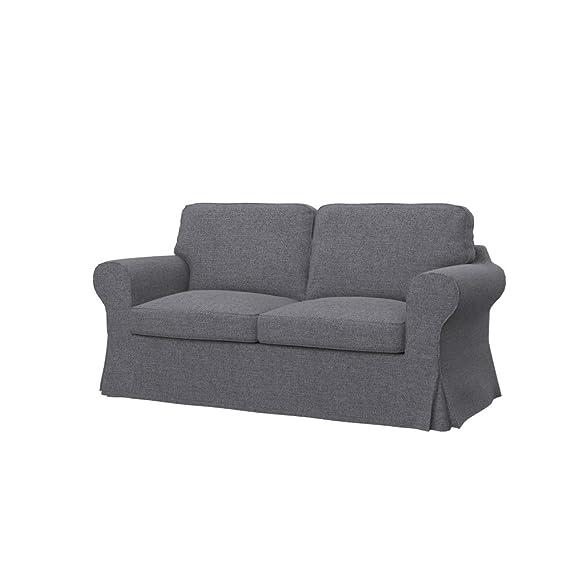 Amazon.com: Soferia Replacement Cover for IKEA EKTORP 2-seat ...
