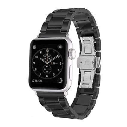 Amazon.com: Aottom - Correa de repuesto para Apple Watch de ...