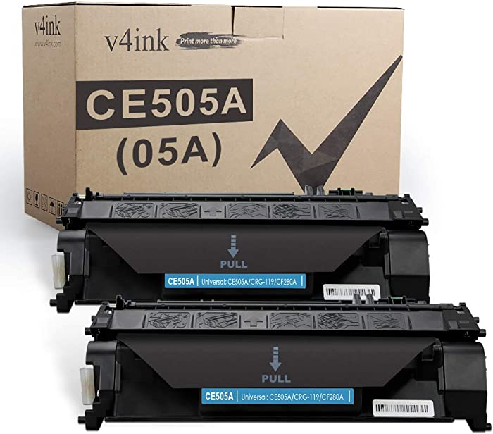 Top 10 V4ink Printer Cartridges For Hp Laserjet P2035