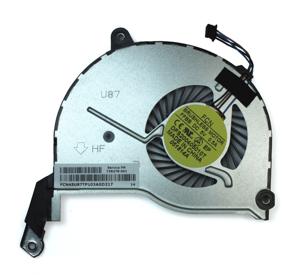 HP PAVILION 15-N274CA Compatible Laptop Fan Power4Laptops