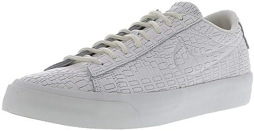 8d83e4e80b291 Amazon.com | NIKE Men's Blazer Studio Low Ankle-High Leather Fashion ...