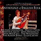 Anthology of English Folk%3A 2 CD Deluxe