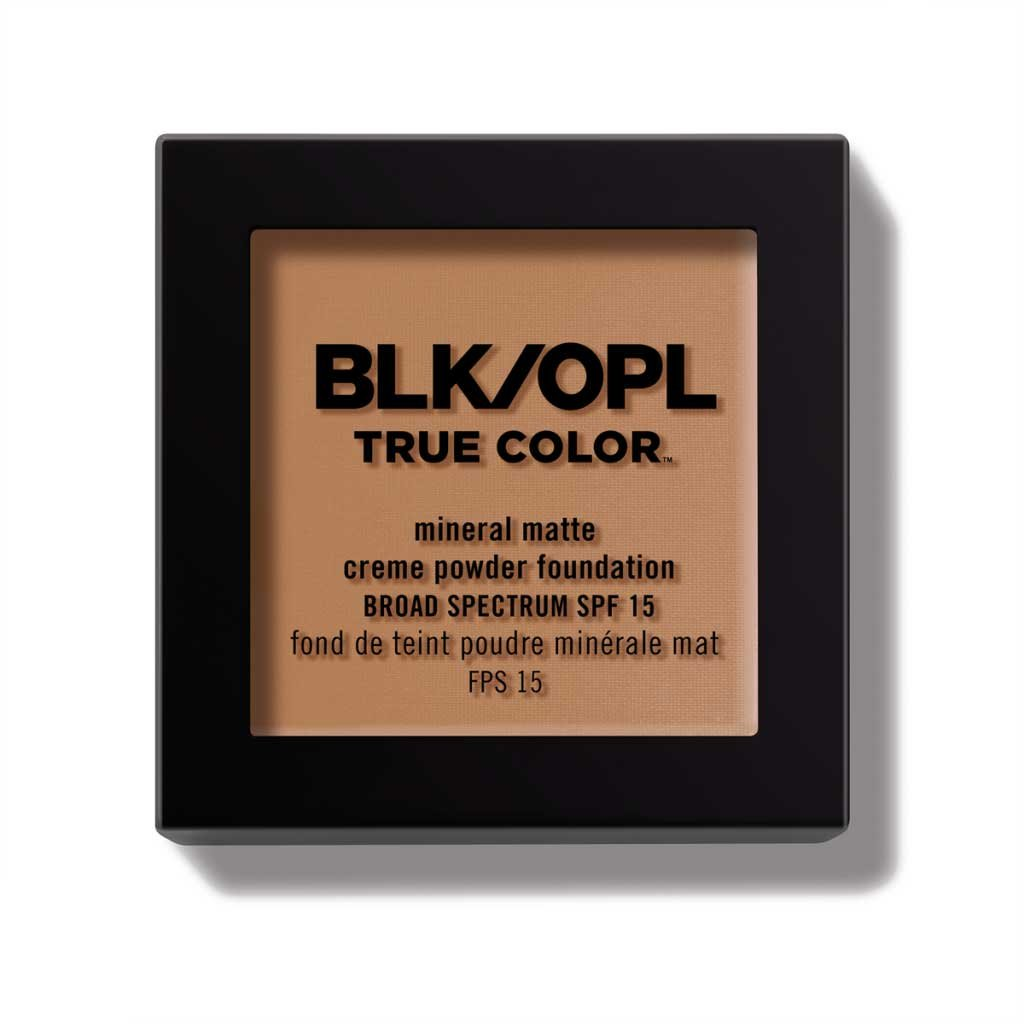 Black Opal Creme To Powder Foundation Truly Topaz