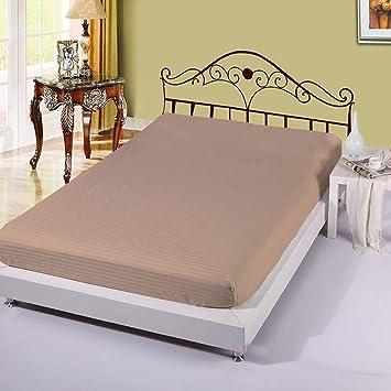 Amazon.com: Tela de lino de 400 hilos 100% puro algodón ...