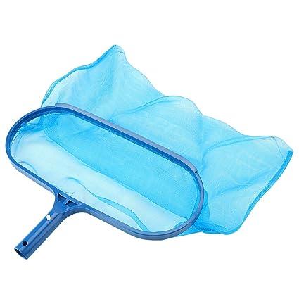 Skimmer De Hojas De Plástico Azul Malla De Malla Red Ligera ...