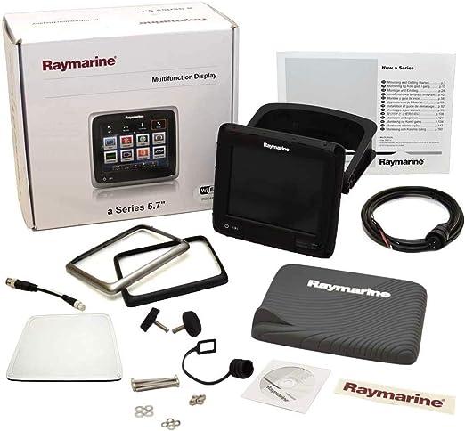 Raymarine a65 MFD E70162 - Multifunción táctil (pantalla Led de 5,7 pulgadas, WiFi, GPS): Amazon.es: Deportes y aire libre