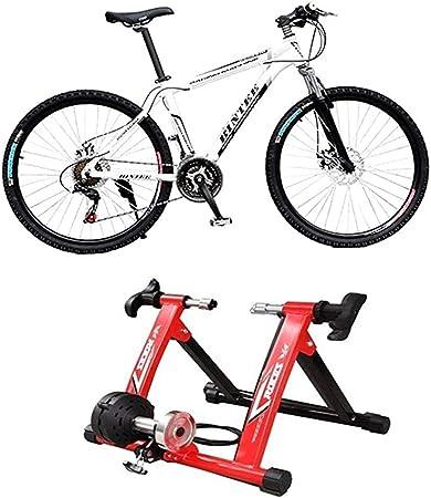 XJZHANG Soporte Magnético para Entrenador De Bicicleta para ...