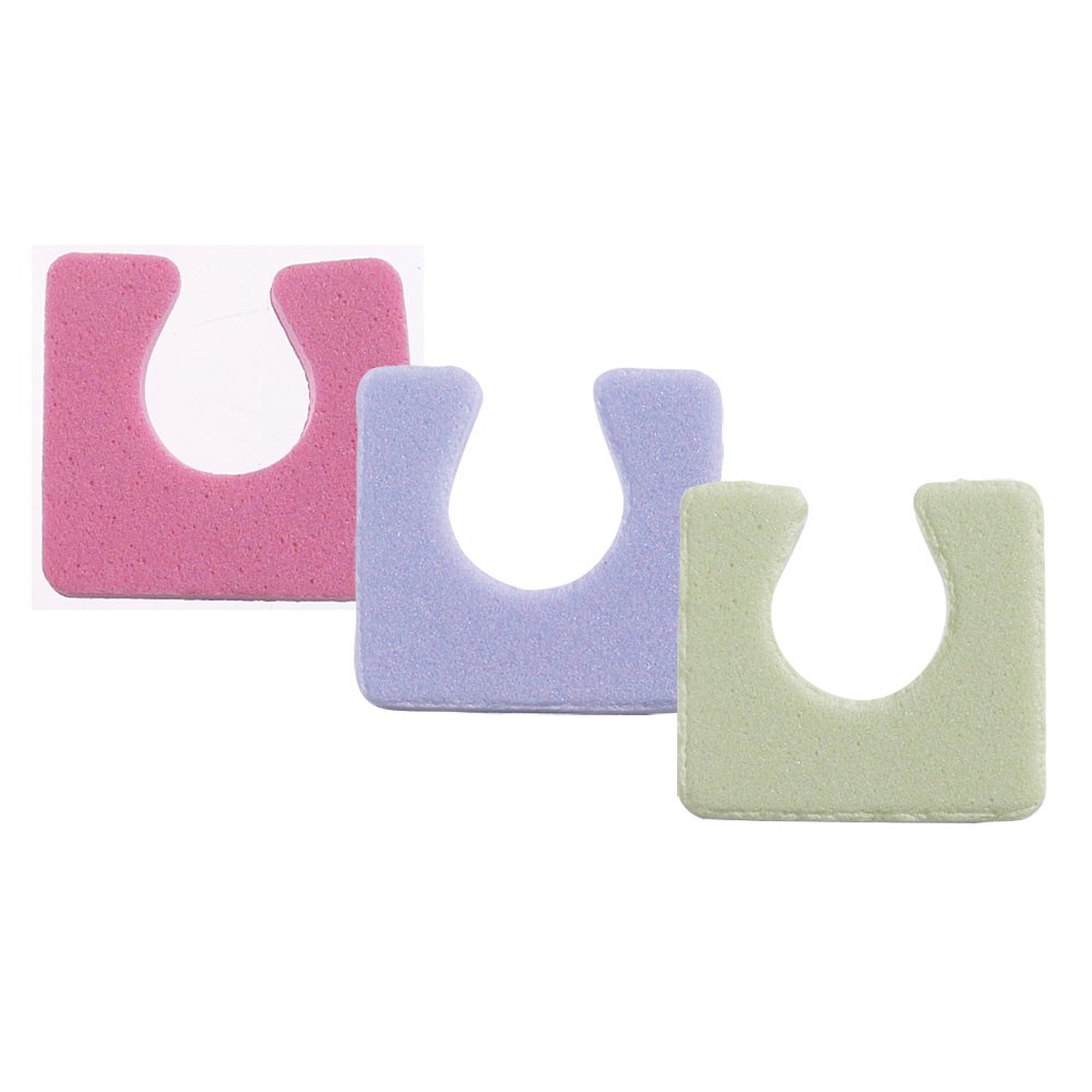For Pro Sole Toe Separators, Assorted, 144 Count