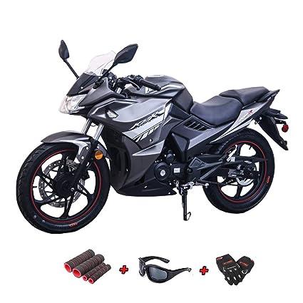 Amazon.com: Lifan KPR 200(2018) - Motocicleta de gas para ...