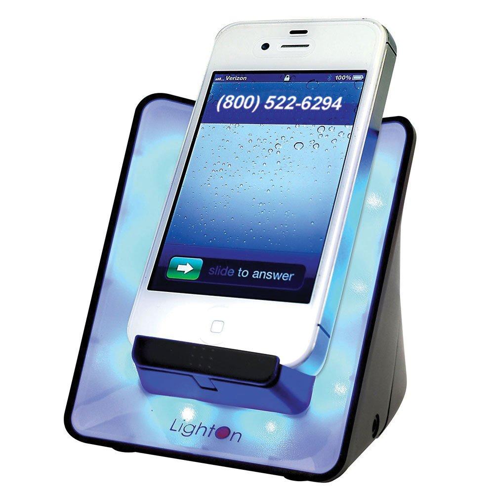 DreamZon LightOn 1E Black Cell Phone Signaler by DreamZon