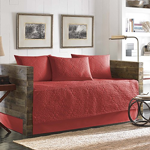 Tommy Bahama Nassau Cover Set, Daybed, Medium Red