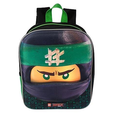 5572140534 Style It Up , Zainetto per bambini , Lego Ninjago - Green Ninja (3D ...
