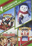 4 Film Favorites: Holiday Family (A Dennis the Menace Christmas, George Balanchine's The Nutcracker, Jack Frost, Richie Rich's Christmas Wish)