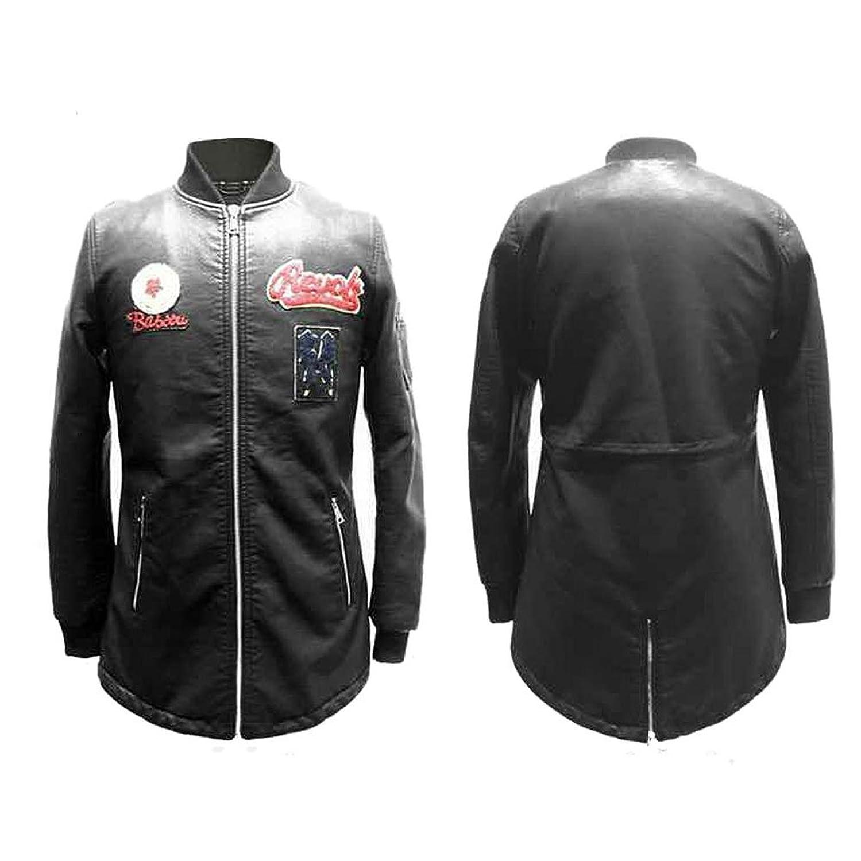 X-Feel Men's Parka Jacket black black
