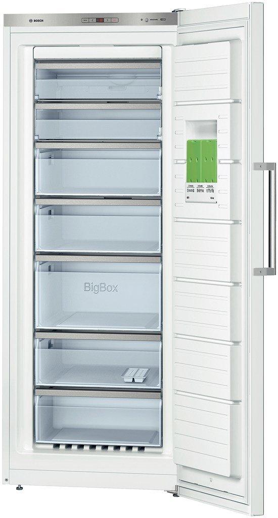 Bosch GSN54GW40 - Congelador (Vertical, Independiente, Color ...