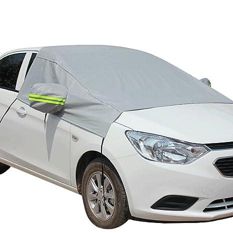 Parabrisas Parasol Cubierta De Nieve Polvo Hielo Frost prueba de viento limpiaparabrisas coche protección pantalla con