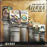 The Best of Sierra Volume 1 PC (Nascar Racing 2, Titanic, Earthsiege 2, Caesar II, You Don't Know Jack, Print Artist)