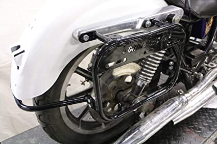 Amazon com: 1982-1986 Harley Davidson FXR Saddlebag Pannier