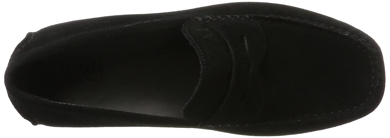 Armani Jeans (Nero) Herren 935588cc555 Mokassin Schwarz (Nero) Jeans 65e61c