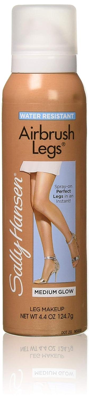 Sally Hansen Airbrush Legs Medium Glow 4.4 Ounce (130ml) (2 Pack)