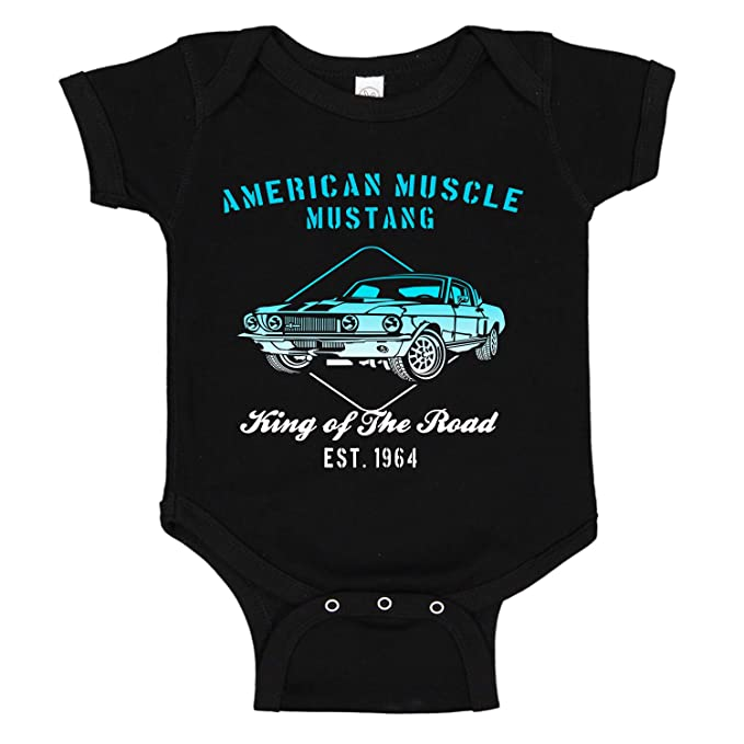 Amazon.com: American Muscle Ford Mustang GT500 Racing ...