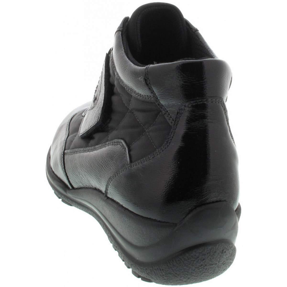 Waldläufer Stiefelette Korinna, Farbe    Schwarz c08c1b