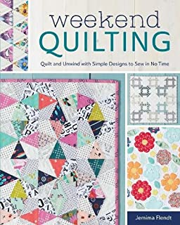 Jelly Roll Quilts in a Weekend: 15 Quick and Easy Quilt Patterns ... : quilting weekends - Adamdwight.com