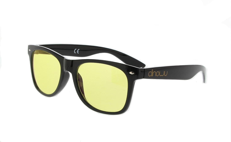 clinowu de la pantalla Gafas | Bloquea el luz azul, protege los ojos | Ideal para trabajo y Oficina, Ordenador y Gaming, 100% protección UV, para Mejor, ...