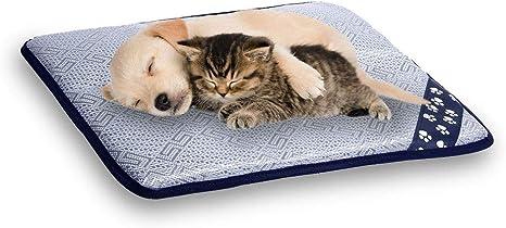 Daytwork Mascota Colchonetas - Perros Gatos Alfombra de ...