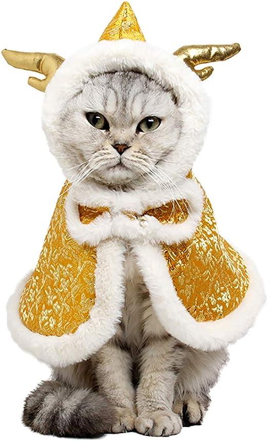 Legendog Disfraz De Capa De Estilo Chino para Gato Christmas Pet ...