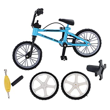 Buy Magideal Metal Finger Mountain Bike Bicycle Mini Fingerbike