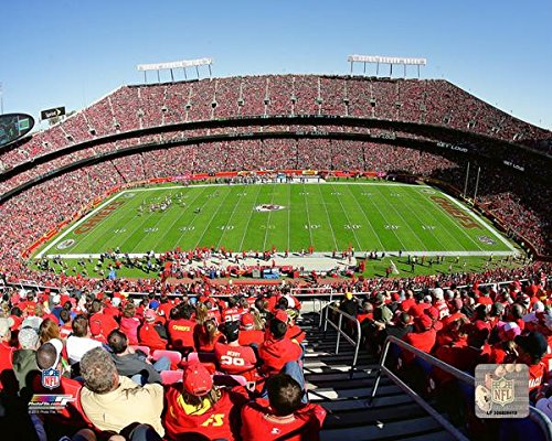Chiefs Arrowhead Stadium 8