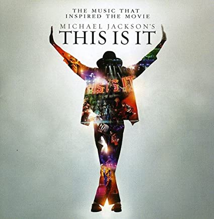 Michael Jackson's: This is It CD