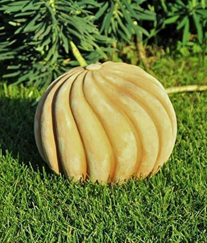 Handgemachte, terracota espiral bolas Decoración de bolas heladas, de gran calidad, Jardín bolas exterior Terraza: Amazon.es: Jardín