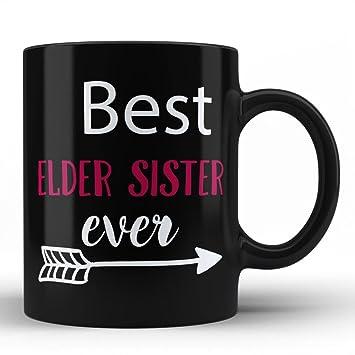 Best Elder Sister Mug