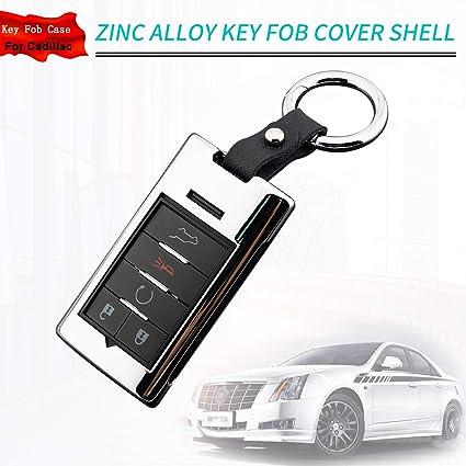 Carcasa para llave inteligente de Cadillac, aleación de zinc ...
