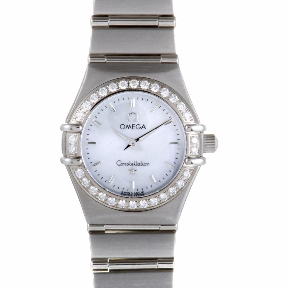 Omega Seamaster cuarzo mujer reloj 1466.71.00 (Certificado) de segunda mano: Omega: Amazon.es: Relojes