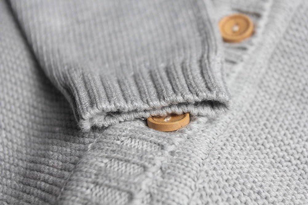 eTree Little Girls 100/% Cotton Rabbit Pendant Sheep Pattern Cardigan Sweaters
