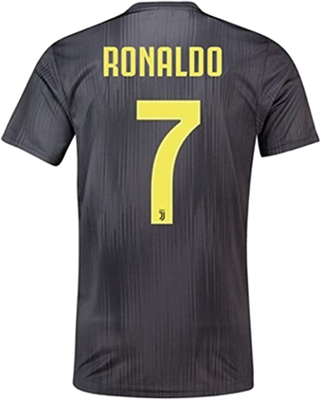 buy popular 75b91 25c29 LISIMKE Soccer Team Juventus Away Cristiano Ronaldo#7 ...