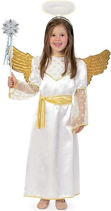 Krause & Sohn Disfraz Completo de ángel de Navidad, Juego de belén ...