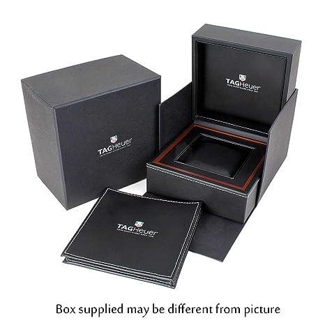 Amazon.com: Tag Heuer Senna Special Edition Chronograph CAZ1015.BA0883: Watches