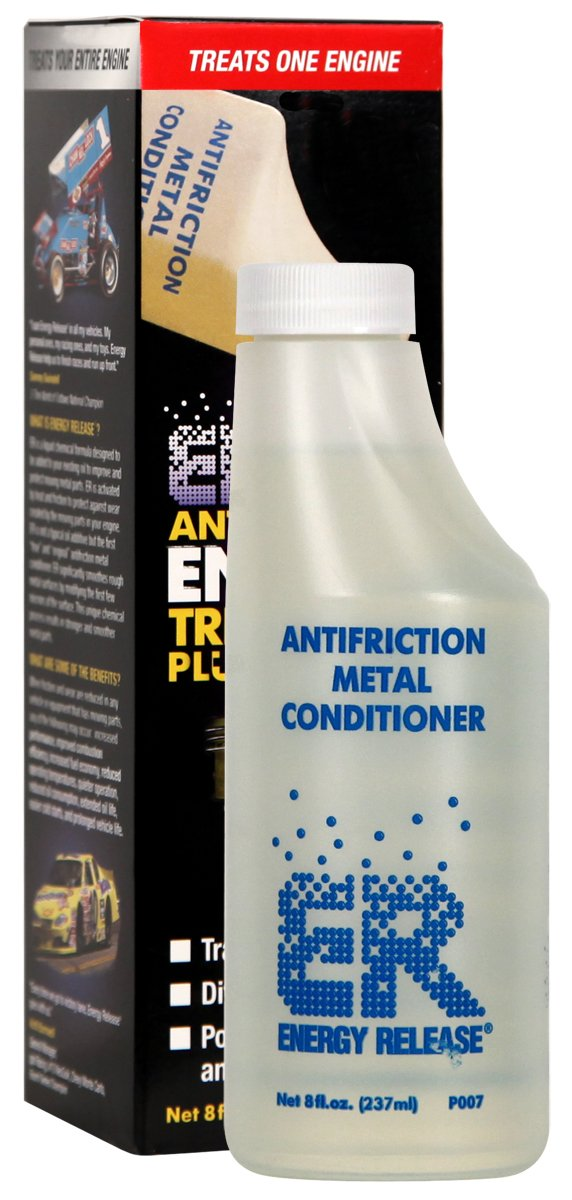 Energy Release P007 Anti-Friction Engine Treatment - 8 fl. oz. bottle