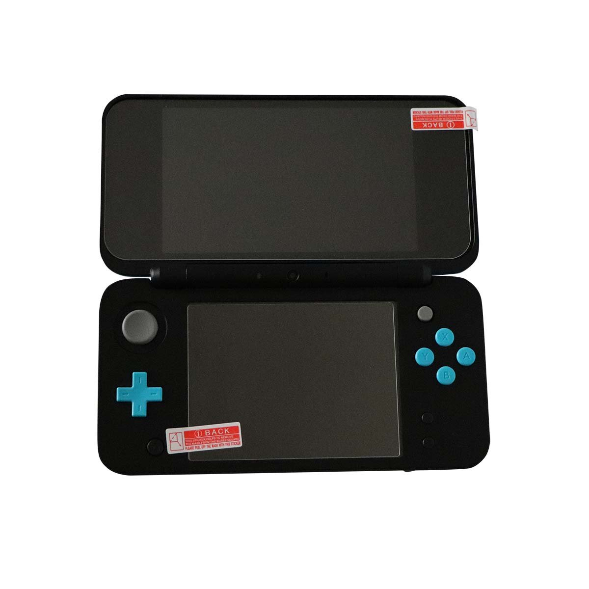 Tempered Glass Screen Protector For Nintendo 2DS XL/LL,CZCZCZC Screen Protector For Nintendo 2DS XL/LL 2017