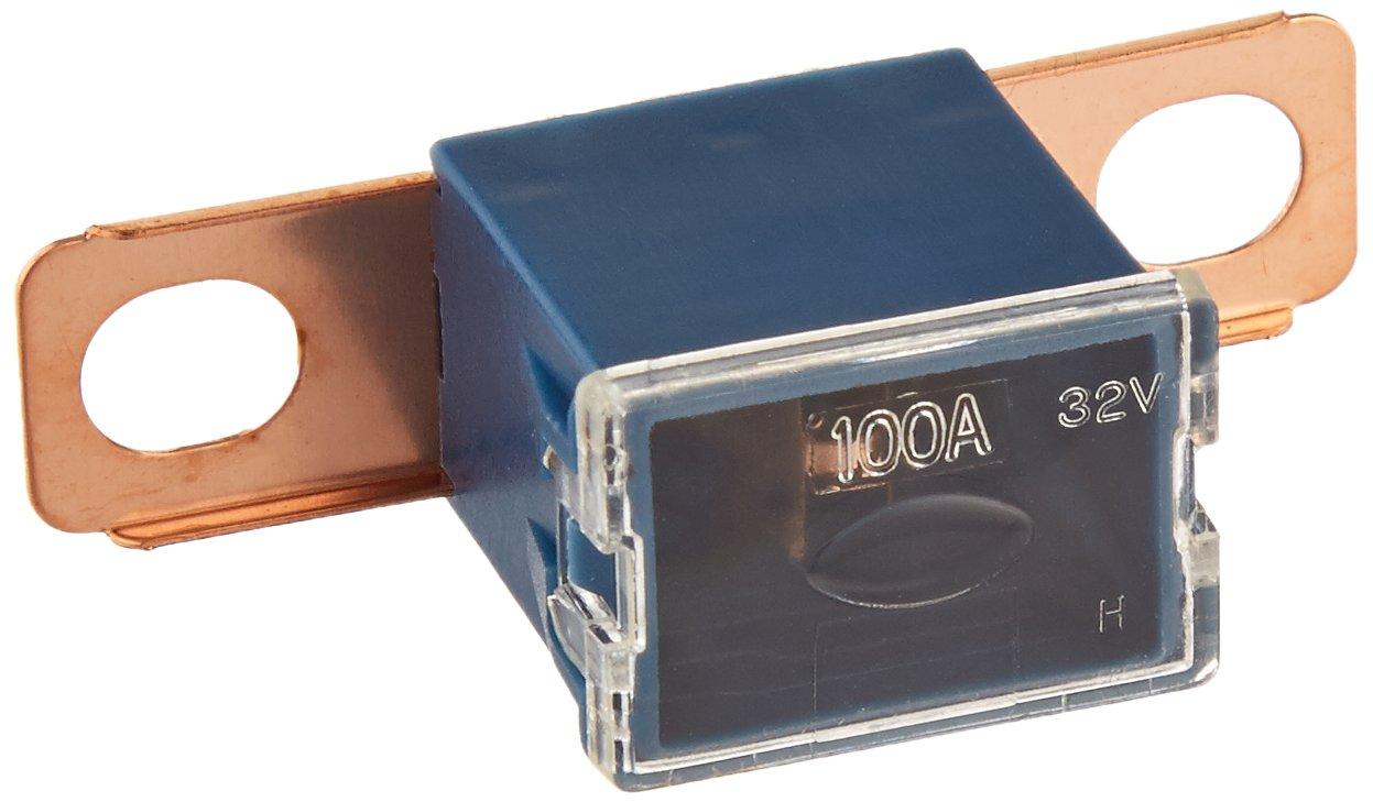 Bussmann Fld 100 Automotive Fusible Link 9 16 Bolt 120 Fuse Box Location Terminal A Blue 1 Pack