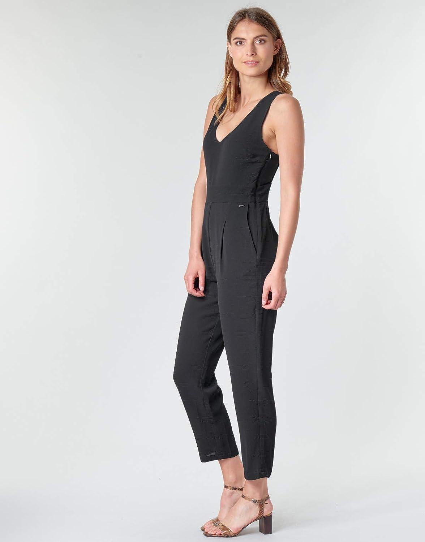 Pepe Jeans Damen Black Jumpsuit