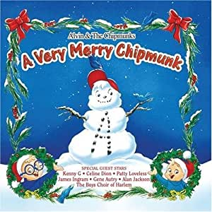 A Very Merry Chipmunk