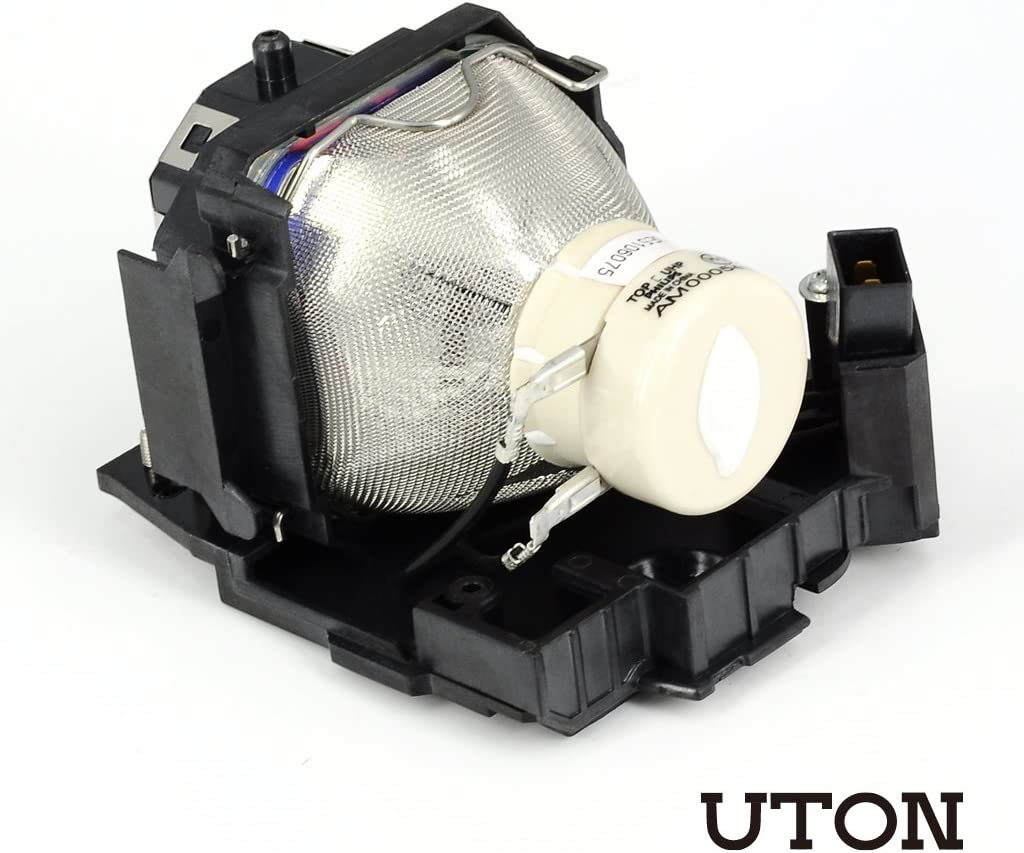 DT01191 Replacement Projector Lamp with Housing for HITACHI CP-WX12WN CP-X10WN CP-X2021WN CP-X2521 HCP-U25S Projector
